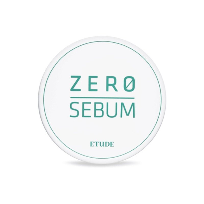 ETUDE HOUSE Zero Sebum Powder 4g