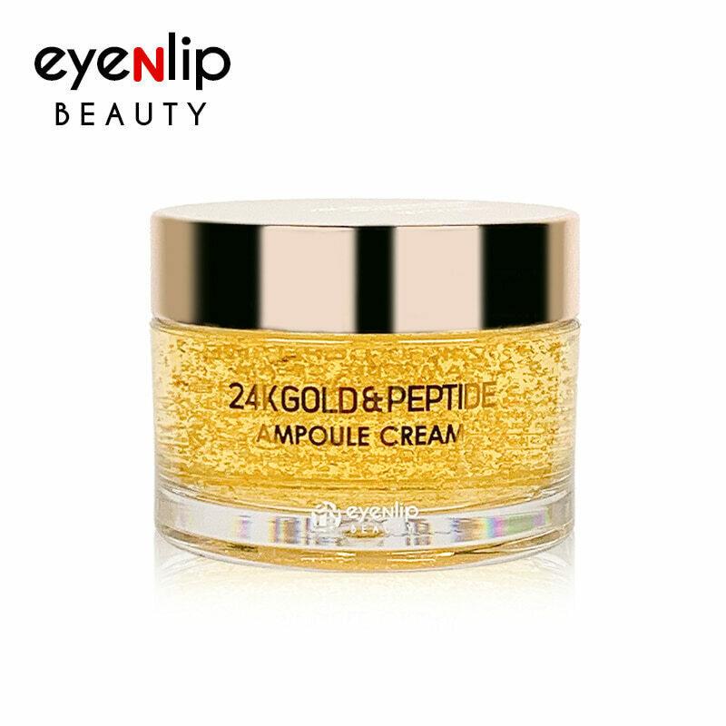EYENLIP 24K Gold & Peptide Ampoule Cream 50g