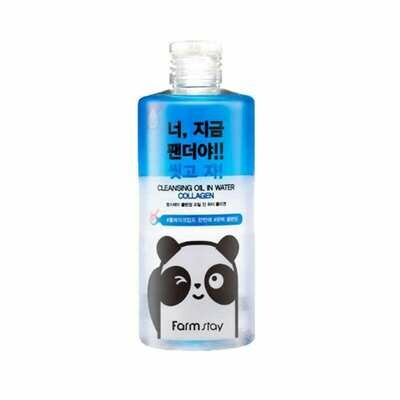 FARM STAY Cleansing Oil In Water Collagen 300ml