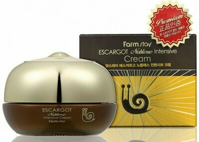 FARM STAY Escargot Noblesse lntensive Cream 50g