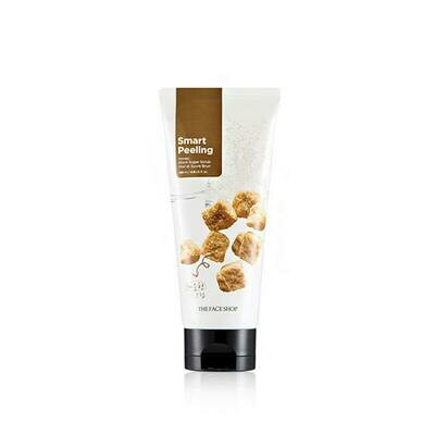 THE FACE SHOP Smart Peeling Honey Black Sugar Scrub 120ml