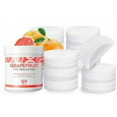 G9SKIN Grapefruit Vita Peeling Pad 200g 100Sheet