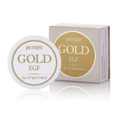 PETITFEE Gold & EGF Hydrogel Eye & Spot Patch