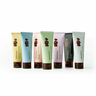 INNISFREE Jeju Volcanic Color Clay Mask 70ml 7 Type