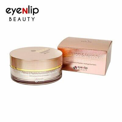 EYENLIP Salmon & Peptide Nutrition Eye Patch 90g (1.5ea * 60ea)