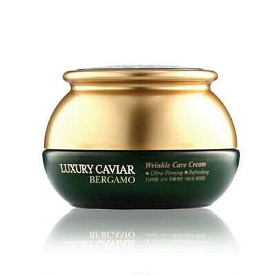 BERGAMO Luxury Caviar Wrinkle Care Cream 50g