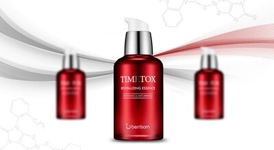 BERRISOM Timetox Revitalizing Essence 50ml