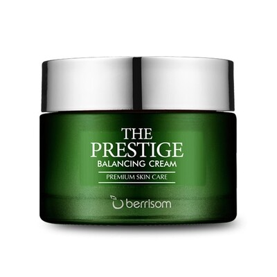BERRISOM The Prestige Balancing Cream 50g / Total Care Solution
