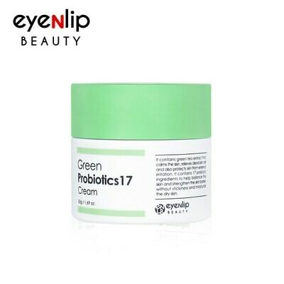 EYENLIP Green Probiotics 17 Cream 50g