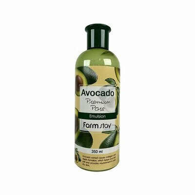 FARM STAY Avocado Premium Pore Emulsion 350ml