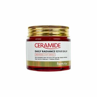 FARM STAY Ceramide Daily Radiance Repair Balm 80g