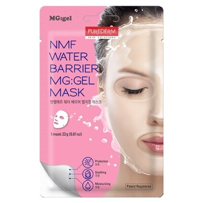 PUREDERM NMF Water Barrier MG:gel Mask 23g