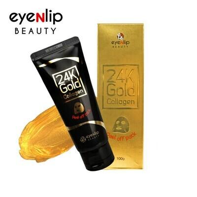 EYENLIP 24K Gold Collagen Peel off Pack 100g