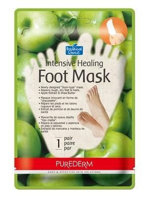 PUREDERM Botanical Choice™ Intensive Healing Foot Mask