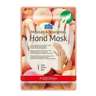 PUREDERM Botanical Choice™ Moisture & Nourishing Hand Mask