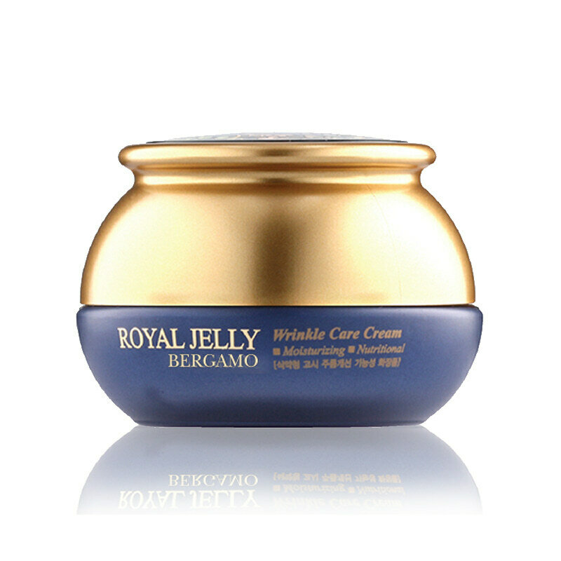 BERGAMO Royal Jelly Wrinkle Care Cream 50g