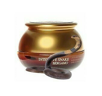 BERGAMO Intensive Synake Wrinkle Care Cream 50g