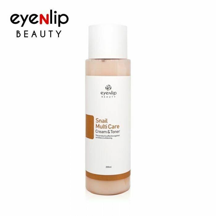 EYENLIP Snail Multi Care Cream & Toner 200ml