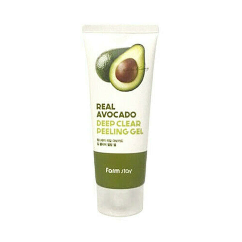 FARM STAY Real Avocado Deep Clear Peeling Gel 100ml