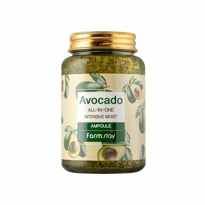 FARM STAY Avocado All In One Intensive Moist Ampoule 250ml