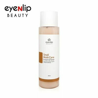 EYENLIP Snail Multi Care Cream & Toner 200ml