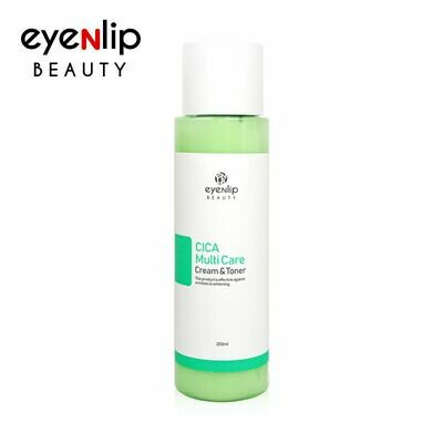 EYENLIP Cica Multi Care Cream & Toner 200ml