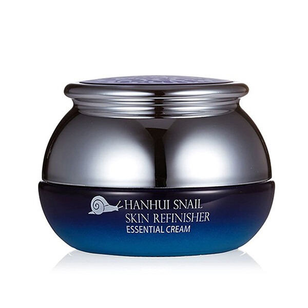 BERGAMO HANHUI Snail Skin Refinisher Essential Cream
