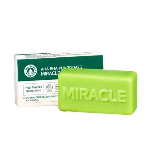 SOME BY MI AHA/BHA/PHA 30 Days Miracle Cleansing Bar 106g