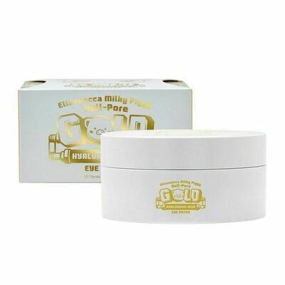 ELIZAVECCA Hell-Pore Gold Hyaluronic Acid Eye Patch 90g