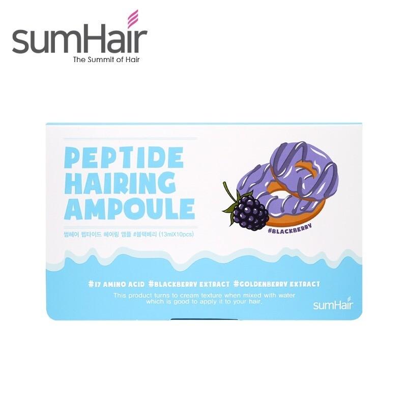SUMHAIR Peptide Hairing Ampoule 13ml * 1pcs