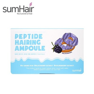 SUMHAIR Peptide Hairing Ampoule 13ml * 10pcs