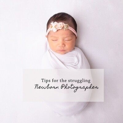 tips for the struggling newborn photographer Video