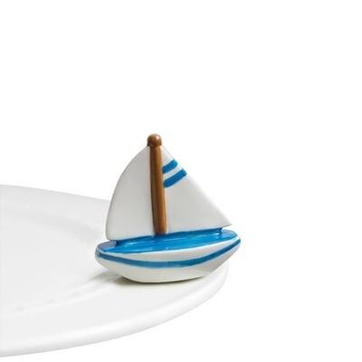 Mini's - Sailboat