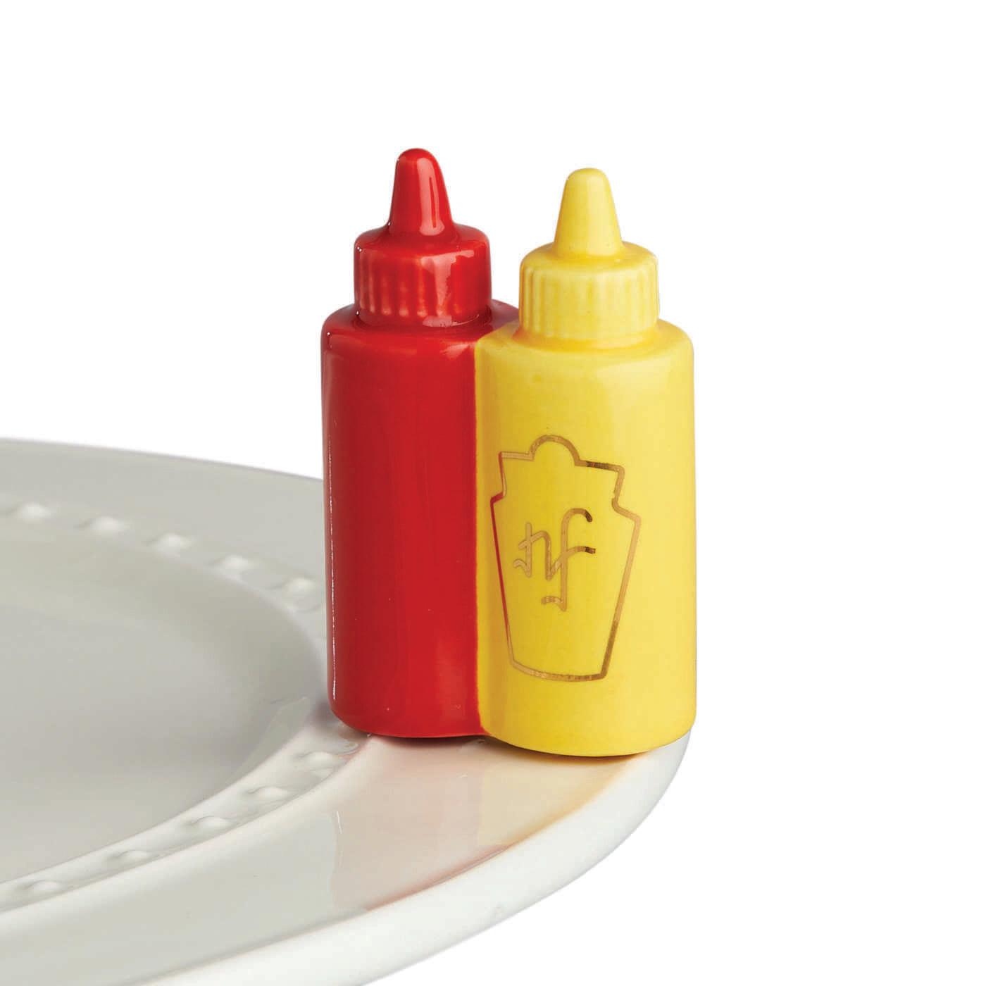 Mini's - Ketchup/Mustard
