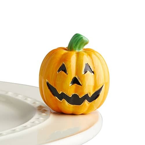 Mini's - Jack O Lantern Carved Cutie