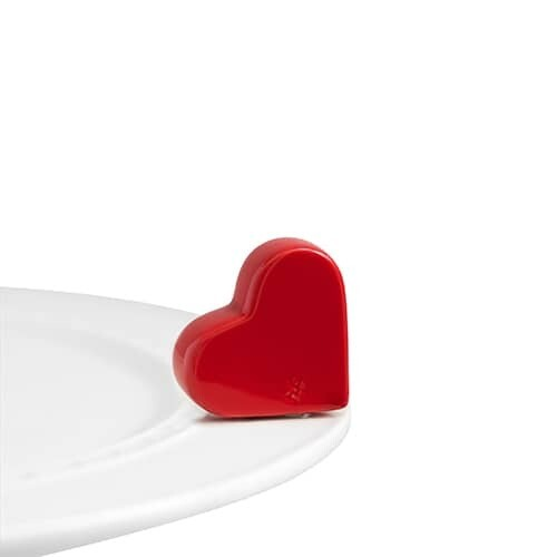 Mini's - Heart Red