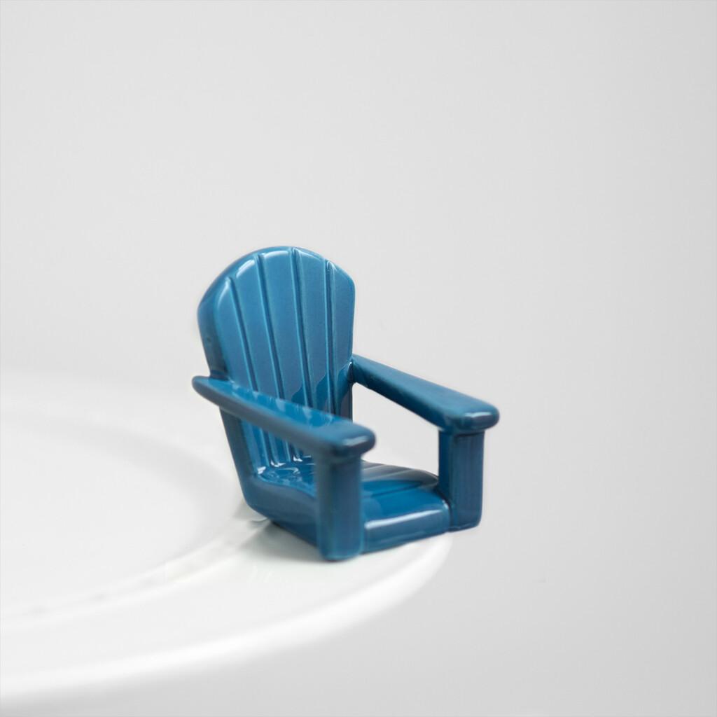 Mini's - Beach Chair Blue