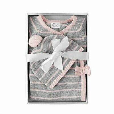Knit Gift Set Pink