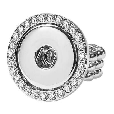 Stretch Snap Bling Ring