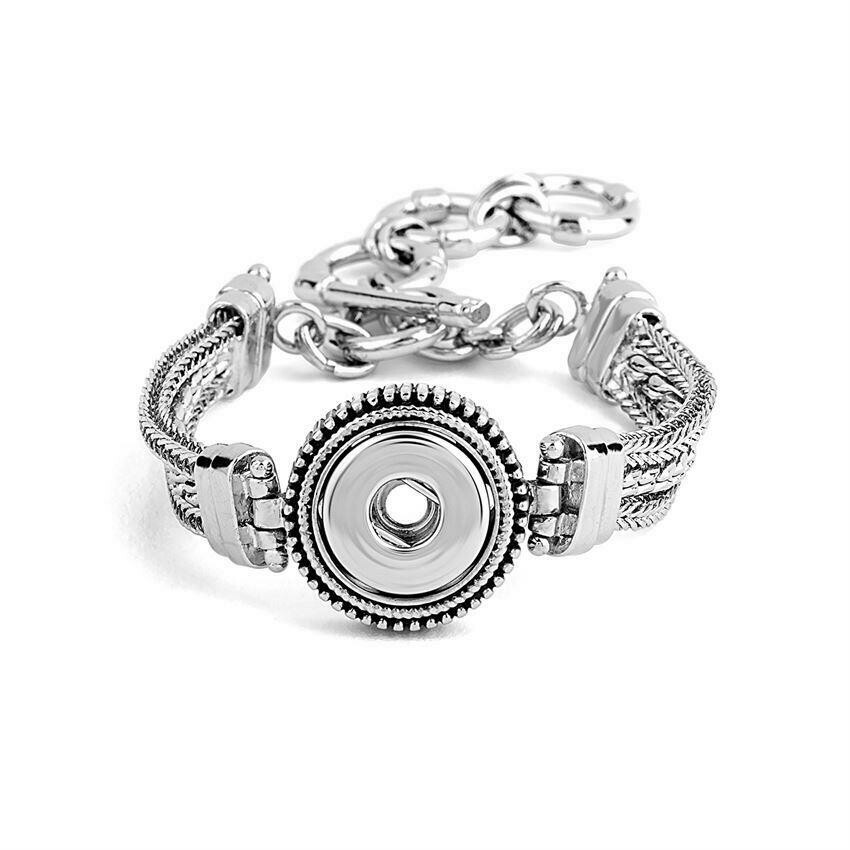 Petite Multi Chain Bracelet