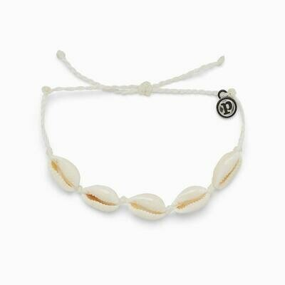 Knotted Cowries Braclet