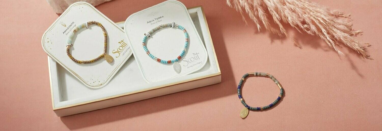 Stone Intention Bracelet