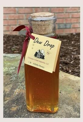 1lb. Honey - Alfalfa