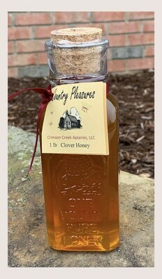 1lb. Honey - Clover