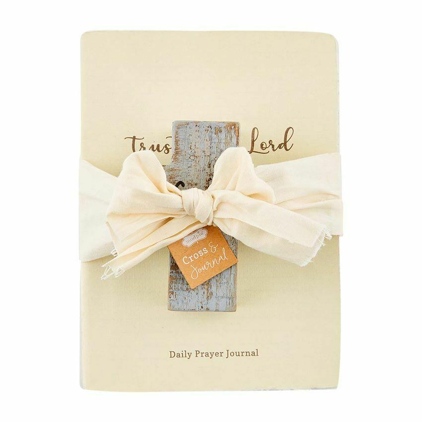 Faith Cross & Journal Set