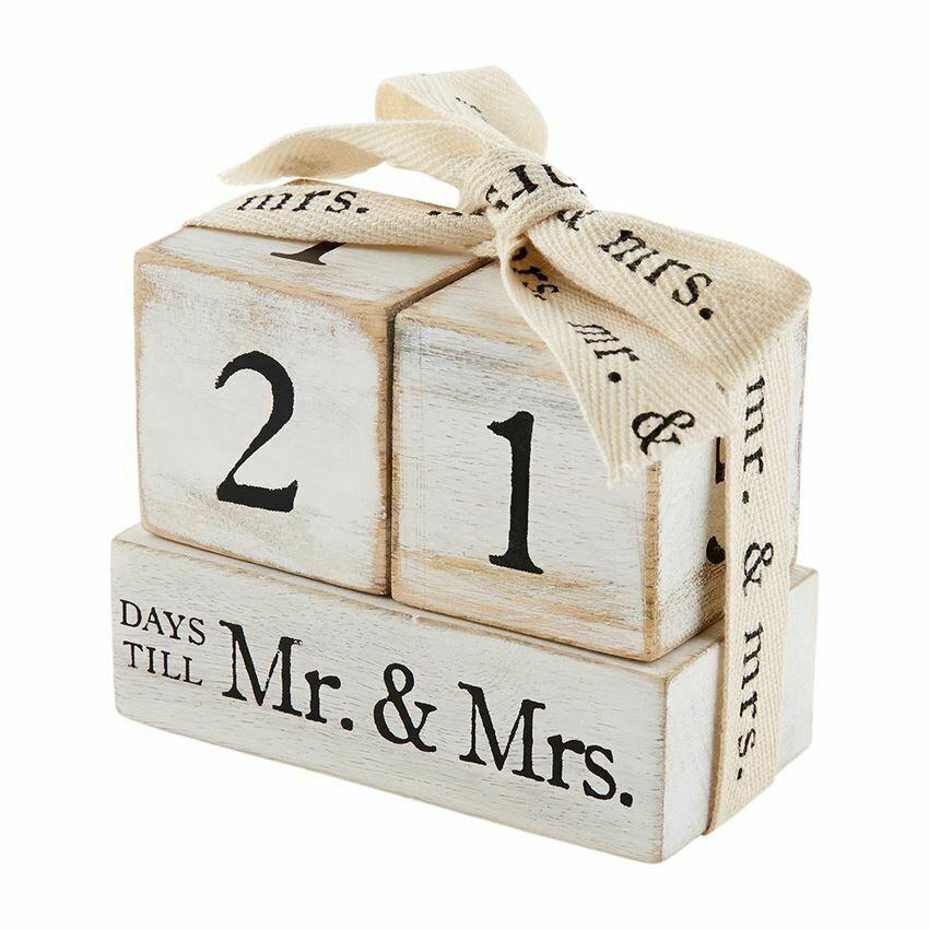 Countdown Mr & Mrs