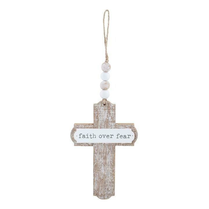 Faith 3D Cross