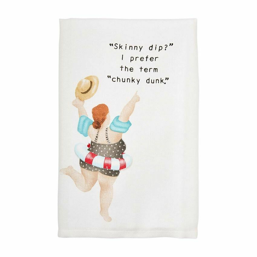 Chunky Down Pool Towel