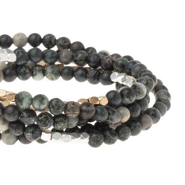 Stone Wrap - Kambaba Jasper