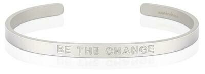 Men's MantraBand Be the Change